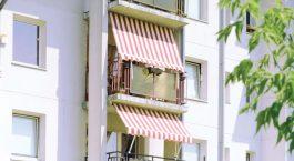 Balkoninės markizės